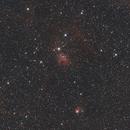 Ic 417 Nebula,                                Vlaams59