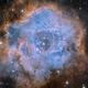 Ngc2239 - Rosette Nebulae SHO_RGB,                                regis83