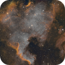 NGC7000 and IC5070 LSHO,                                John Massey