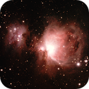 Orion M42 and The Running Man NGC 1977,                                Starman609