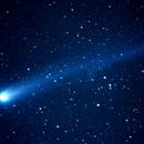 Comet Hyakutake, 300mm Lens,                                KHartnett