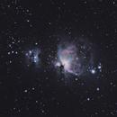 Orion nebula,                                dewildt