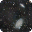 Bode and Cigar (M81 & M82),                                Francisco