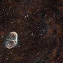 Crescent Nebula,                                Rick Paul