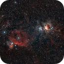 Orion Widefield with 135mm lens,                                Jim Nadeau