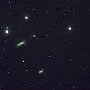 NGC 3187,                                David Holko