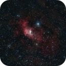 NGC 7635 - Bubble Nebula,                                Tim