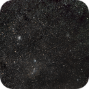 A subtle Running Chicken Nebula,                                João Pedro Gesser