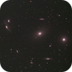 M86 - Virgo Cluster of galaxies (15 Mar 2020) - EAA,                                Bernhard Suntinger