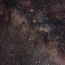 Milky Way,                                Cyril Saudan