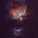 Orion Nebula,                                Hasan Oktay ÖNEN