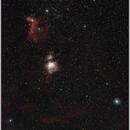 Orion, Horsehead nebula, M42, 20180107.,                                Geert Vandenbulcke