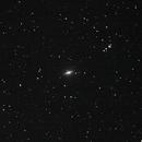 M104 (Galaxia del Sombrero),                                Angel Requena