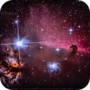 The Horsehead Nebula (Barnard 33) and the Flame Nebula (NGC 2024),                                  Lopes Maicon