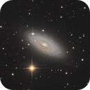 NGC 2841 in LRGB,                                Vincent F