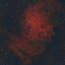 IC 405,                                LV426