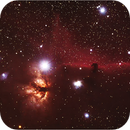 Barnard 33 Horsehead Nebula,                                LewisM