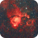 IC1795 [Fish head nebula] also catalogued as NGC896,                                dilipsharan