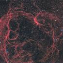 SH2-240 in HOO-RGB, EF200 f/2.8  / ATIK ONE  /  AZEQ6,                                Pulsar59