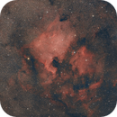 NGC 7000 with REDCAT,                                Philippe Renaud