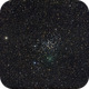 Comet C/2016 M1 (Panstarrs) and NGC6067,                                  Kevin Parker
