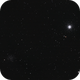 M53 and NGC5053 in RGB,                                Janos Barabas