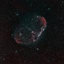 The Crescent Nebula NGC6888,                                Andreas Eleftheriou