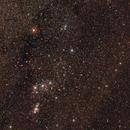 Orion wide field / Pentax K3 serial+ Pentax lens 35mm f/2.4 / Astrotracer O GPS-1,                                patrick cartou