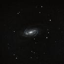 9th Magnitude NGC 2903 Behind Haze,                                astropical