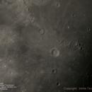 Copernic Crater and region,                                Irimia Teodorian