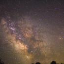 Summer Milky Way,                                Joshua Millard