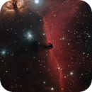 The Horsehead Nebula / Barnard 33,                                Francesco