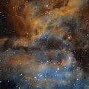 Carina Nebula - Up close and narrow,                                Paul Wilcox (UniversalVoyeur)