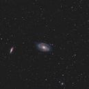 M81/M82 Bode's galaxy and Cigar galaxy,                                Steve Coates