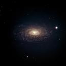M63 - Sunflower Galaxy,                                Abed Darwish
