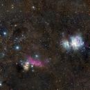 Grand champ sur Orion M42,                                Stéphane GONZALEZ
