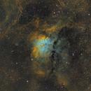 NGC6820 / NGC6823 (SHO),                                Alexander Voigt