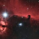 IC434 LRGB - HA,                                Erik Guneriussen