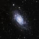 NGC 2403 HaLRGB,                                Mark Holbrook