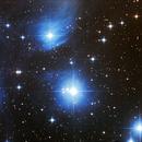 M 45 Pleiadi,                                andreorig