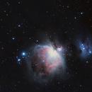 Nebulosa de Orión -  M42,                                Luis Martinez