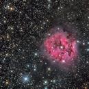Cocoon Nebula (IC 5146) LRGB @DSW,                                Miles Zhou