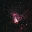 Omega Nebula,                                Kyle Pickett