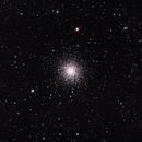 The Hercules Globular Cluster, Messier 13,                                Steven Hanaway