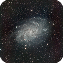 M33 Triangulum Galaxy #8,                                Molly Wakeling