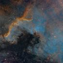 North America Nebula,                                Francesco Wueest