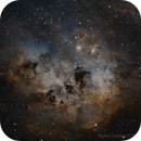 """IC 410, NGC 1893 including the """"Tadpoles"""",                                Chris"""
