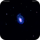 ngc4651 galassia in coma berenice                                   distanza  62 milioni   A.L.,                                Carlo Colombo