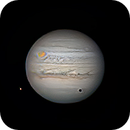 Jupiter 8.7.2018,                                Marco Wischumerski