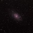 M33 - Triangulum Galaxy,                                v3ngence
